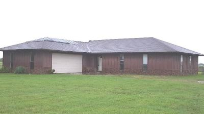 Prague Single Family Home For Sale: 355900 E 1070 Road