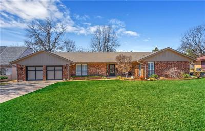 Norman Single Family Home For Sale: 408 Woodbine Circle