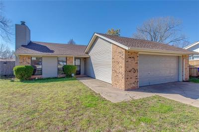 Norman Single Family Home For Sale: 2312 Lafayette Drive