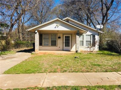 Oklahoma City Single Family Home For Sale: 509 SE 22nd Street
