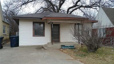 Oklahoma City Single Family Home For Sale: 2343 NW 20th Street