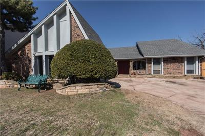Oklahoma City OK Single Family Home For Sale: $140,000