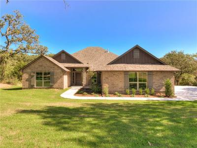 Blanchard Single Family Home For Sale: 2280 County Road 1312