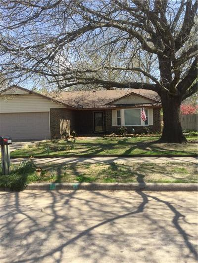 Norman Single Family Home For Sale: 1803 Rolling Stone Drive