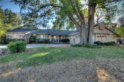 Norman, Moore, Oklahoma City, Edmond Single Family Home For Sale: 2104 NW 56th Terrace