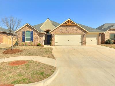 Oklahoma City Single Family Home For Sale: 217 SW 169th Street