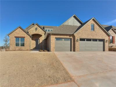 Edmond Single Family Home For Sale: 717 NW 197th Street