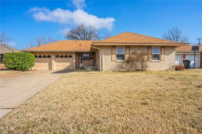 Oklahoma City Single Family Home For Sale: 4325 NW 52nd Street