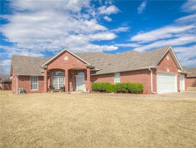 Oklahoma City Single Family Home For Sale: 3629 SW 129th Terrace