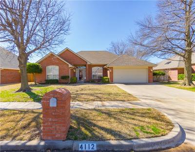 Norman Single Family Home For Sale: 4112 Annalane Drive