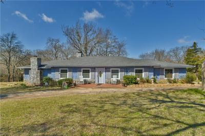 Single Family Home For Sale: 3905 N Coltrane Road