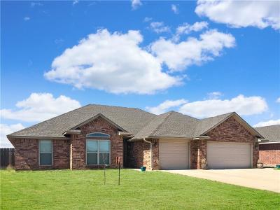 Altus Single Family Home For Sale: 3025 Deer Run