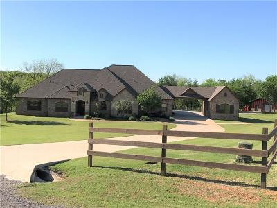 Goldsby Single Family Home For Sale: 18915 Cashton Court