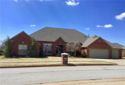 Oklahoma City Single Family Home For Sale: 12833 Park Hill Road