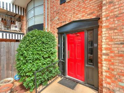 Oklahoma City Condo/Townhouse For Sale: 2529 NW 62nd Street