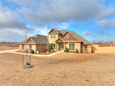 Oklahoma City Single Family Home For Sale: 4501 Quartz Ridge Drive
