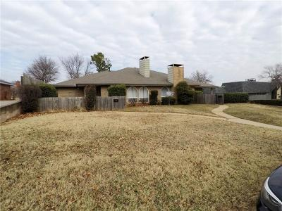 Oklahoma City OK Multi Family Home For Sale: $195,000