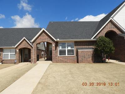Oklahoma City OK Condo/Townhouse For Sale: $114,900