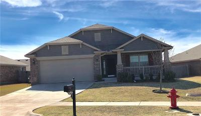 Norman Single Family Home For Sale: 2714 Trailwood Drive