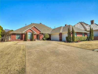 Norman Single Family Home For Sale: 4405 Trophy Drive