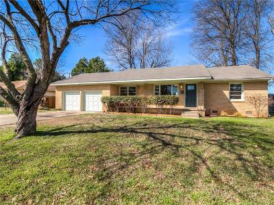 Norman Single Family Home For Sale: 1309 Sunset Drive