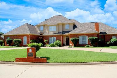 Oklahoma City Single Family Home For Sale: 11501 NW Plum Thicket Place