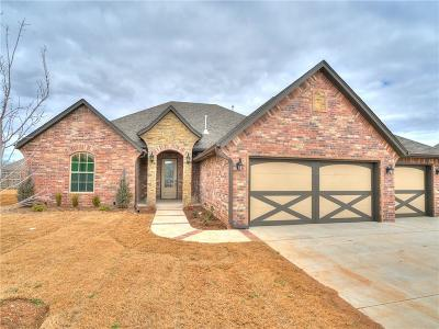 Oklahoma City OK Single Family Home For Sale: $319,500