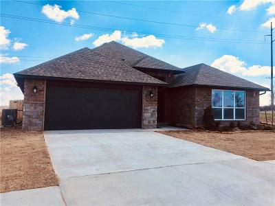 Edmond Single Family Home For Sale: 15228 Hill Branch Road