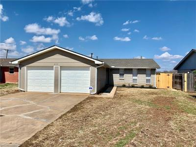Oklahoma City Single Family Home For Sale: 237 NW 87th Street