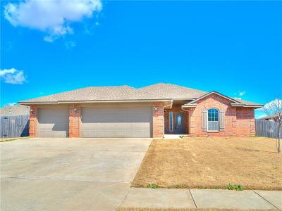 Midwest City Single Family Home For Sale: 10811 SE 27th Street