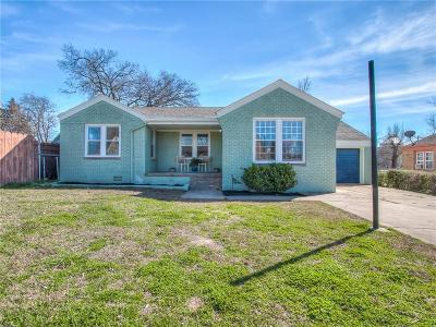 Oklahoma City Single Family Home For Sale: 804 NE 25th Street