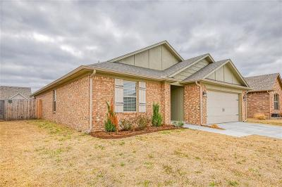 Oklahoma City Single Family Home For Sale: 228 SW 147th Street