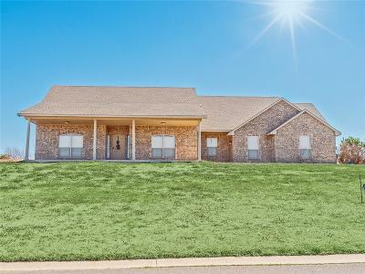 Guthrie Single Family Home For Sale: 6718 Mint Julep Lane