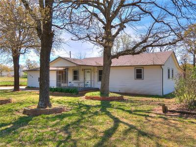 Choctaw Single Family Home For Sale: 16216 SE 26th Street