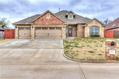Midwest City OK Single Family Home Pending: $229,900