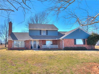Edmond Single Family Home For Sale: 5321 Butte Road
