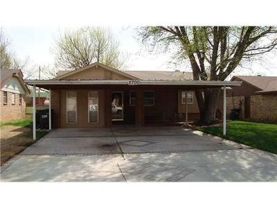 Single Family Home For Sale: 2700 Kings Road