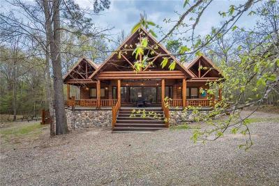 Broken Bow Single Family Home For Sale: 336 Drift Cast Road