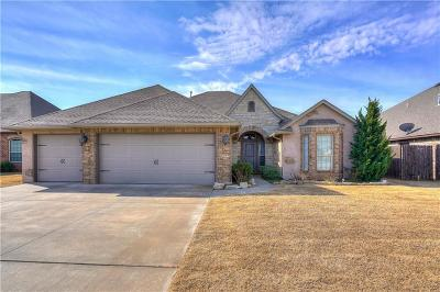 Oklahoma City Single Family Home For Sale: 4912 SW 126th Street