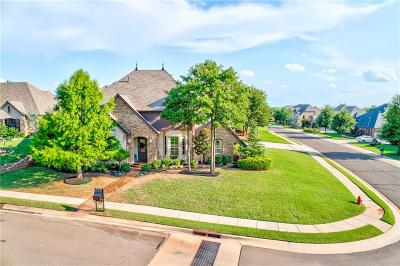 Edmond Single Family Home For Sale: 2624 Cattle Drive