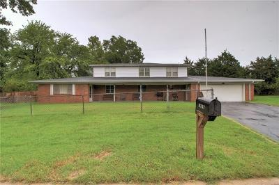 Midwest City Single Family Home For Sale: 9337 NE 16th Street