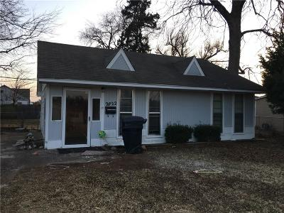 Oklahoma City Single Family Home For Sale: 2822 NW 11th Street