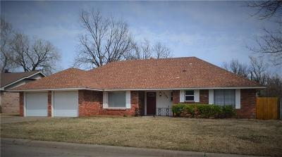 Oklahoma City Single Family Home For Sale: 3104 Windsor Terrace