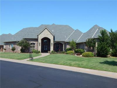 Oklahoma City Attached For Sale: 12401 Maiden Lane