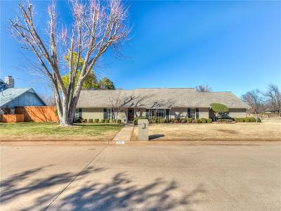 Norman, Moore, Oklahoma City, Edmond Single Family Home For Sale: 3101 Canyon Road