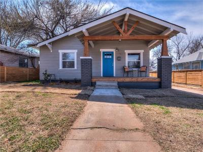 Oklahoma City Single Family Home For Sale: 1940 NW 12th Street
