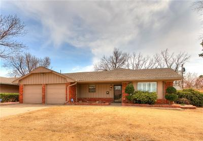 Oklahoma City Single Family Home For Sale: 4224 NW 60th Place