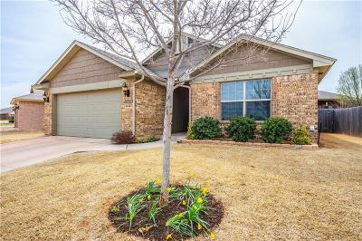 Edmond Single Family Home For Sale: 2600 NW 186th Street