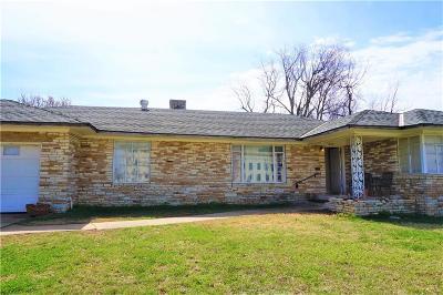 Oklahoma County Single Family Home For Sale: 622 NE 19th Street