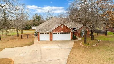 Single Family Home For Sale: 2849 S Indian Meridian